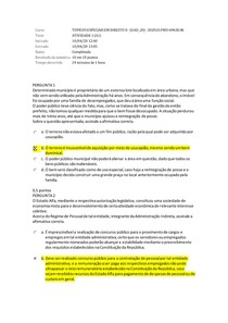 Atividade 1 - Topicos Especiais em Direito II
