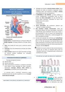 Fisiologia Cardíaca: O Miocárdio