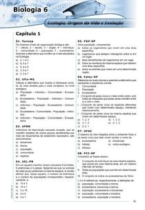 Apostila Enem Biologia 06 Livro Exercícios Enem 31