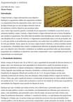 Argumentação e retórica - Álvaro Nunes