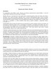 Teoria Polit. Moderna Resumo -Gerardo Strada Saenz - Estado e Mercado