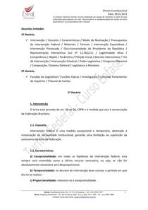 Resumo Direito Constitucional   Aula 13 (30.01.2012)