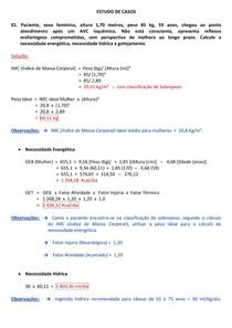 Revisão Enteral e Parenteral AV1