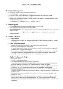 Fisiologia   Sistema Somestésico