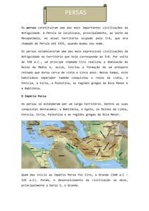 Historia Persas