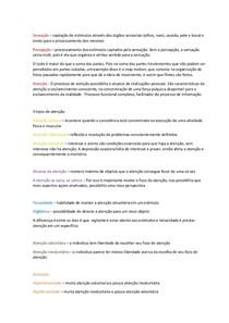 Resumo processos básicos em psicologia v1