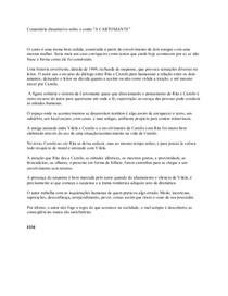 A Cartomante - texto dissertativo II.