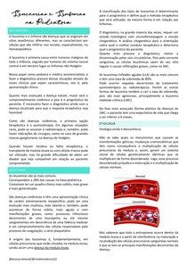 Leucemias e Linfomas na Pediatria
