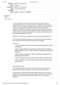 Atualidades e Temas Emergentes  Avaliação   Módulo 2