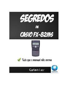 Dicas - CASIO FX