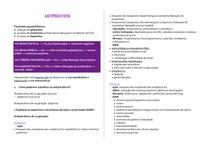Antipsicóticos - Perguntas