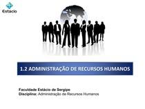 1.3 Aula   Administraçãao de Recursos Humanos (2)