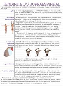 Tendinite do supraespinhal - Trauma e fisioterapia