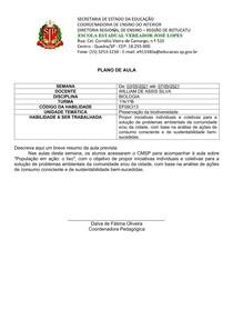 PLANOS DE AULA DE 03 A 07-05-2021 JOSÉ LOPES VEREADOR - QUADRA