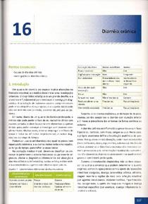 Capítulo 16 - Diarréia Crônica
