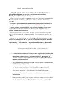 Fisiologia Sistema Gastrointestinal