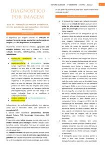 AULA 01 - FORMAÇÃO DA IMAGEM, EFEITOS E PROTEÇÃO