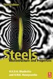 Honeycombe & Bhadeshia   Steels Microstructure & Properties