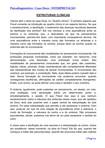 CASO DORA - ESTRUTURAS CLÍNICAS