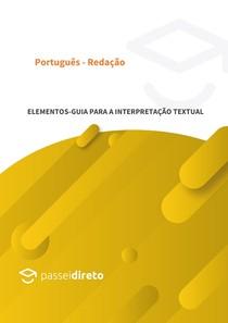 Elementos-guia para a interpretação textual