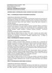 A CONTRIBUIÇÃO DE MARX, DURKHEIM E MAX WEBER À SOCIOLOGIA - Filosofia
