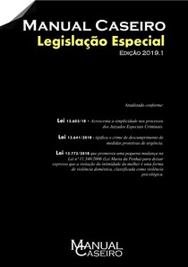 Manual Caseiro - Legislação Penal Especial (2019)