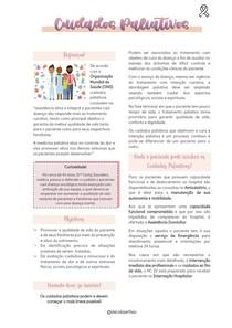 Cuidados Paliativos (Resumo)