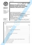 NBR ISO 14004   1996   Gestão Ambiental   Diretrizes