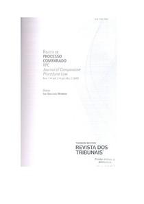 O RESPEITO AOS PRECEDENTES COMO DIRETRIZ HISTÓRICA DO DIREITO BRASILEIRO