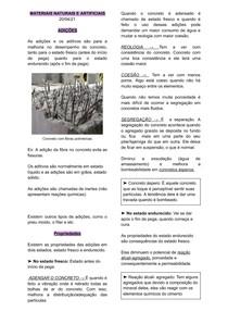 MATERIAIS ART E NAT - Aula 8