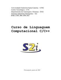 Apostila UFSC - Linguagem C