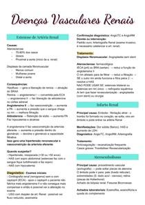 Doenças Vasculares Renais