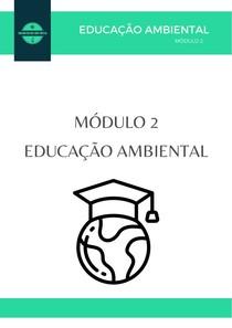 MODULO 2 EDUCAÇÃO AMBIENTAL