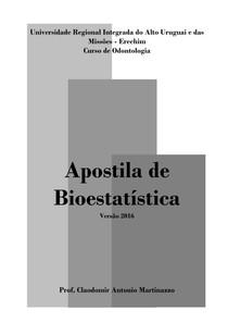 apostila de bioestatistica