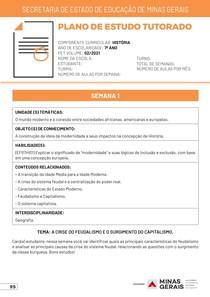 Correção PET 2 História 2021 7º ano PDF