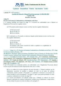DJi - 081 a 085 - D-004.388-2002 - Estatuto.Roma.Tribunal Penal Internacional.Recurso