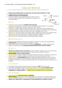 CÉLULAS TRONCO E PCR