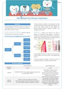 histofisiologia dos tecidos periimplantares