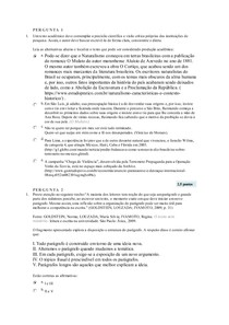 AV 2 Produção de Texto 2 Tent - Newton Paiva