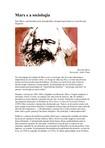 Marx e a sociologia - Texto de Ricardo Musse, publicado na revista Cult