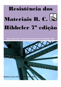 Resoluções Livro Resistencia dos Materiais R. C. Hi