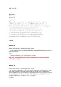 CARREIRA, LIDERANÇA E TRABALHO EM EQUIPE - REVISÃO AP2 - MARTHA FALCÃO(QUESTÕES).