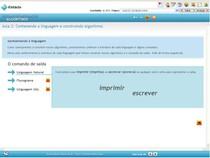 2- C.O. 06 -Apresentando a linguagem [2] O comando de saída [1] Linguagem Natural