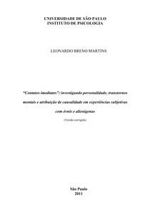 Leonardo Breno Martins   Contactos imediatos   Investigando
