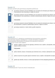 Apol 3 Fundamentos de Sistemas de Informação