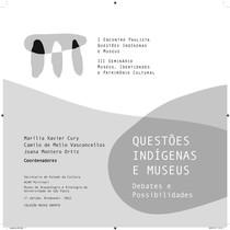 QUESTÕES INDÍGENAS E MUSEUS - Regina Abreu