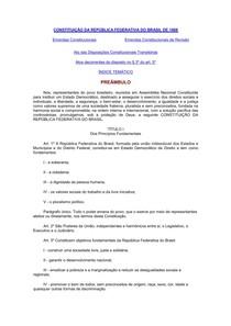 CF em PDF