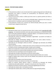 FBDG - AULA 14 - IED/ RICARDO MAURÍCIO FREIRE SOARES
