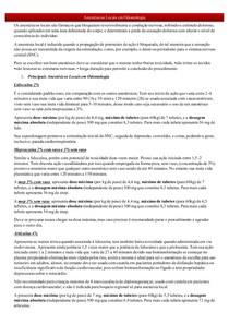 Anestesicos Locais em Odontologia ( calculos, indicações, doses e interações)