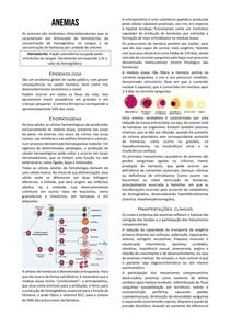 Introdução às anemias